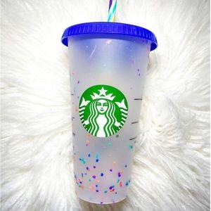 Starbucks Confetti Cold Cup